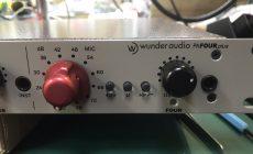 Wunder Audio PAFOUR Plus话放维修+内部图