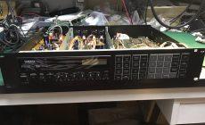 YAMAHA REV5 效果器维修+内部图